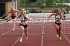 Womens heptathlon, EAP International Combined Events, Hexham, Northumberland. Photo: David T. Hewitson/Sports for All Pics